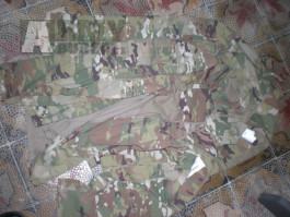 US ARMY ACS FR combat army shirt bojové tričko pod vestu scorpion OCP