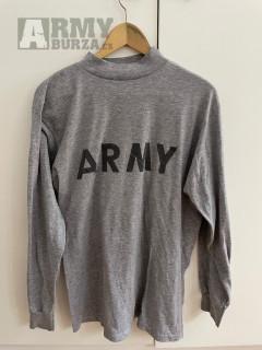Army pt triko dlouhy rukav velikost M