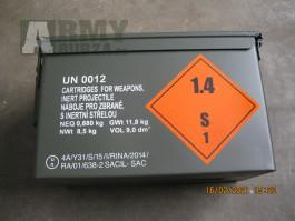 NATO muniční bedna M2A1