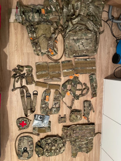 Eagle industry PJ set v multicam