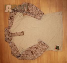 SLEVA - Frog uniforma - ORIGINAL USMC - marpat desert