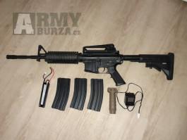 M4A1 RIS, D-Boys celokov