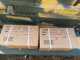 MRE case A and B