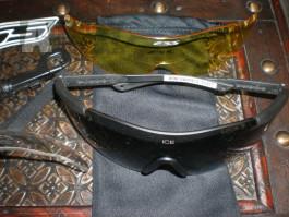 Střelecké brýle ESS ICE NARO