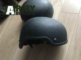 Balistické helmy