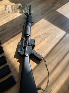 M16A3 upgrade, cena viz. popisek