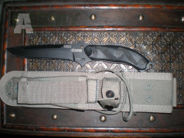BLACKHAWK nůž ELISHEWITZ NIGHTEDGE BLACKHAWK! BLADES