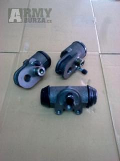 GAZ 66 Brzdové valčeky D35mm a iné n.d.