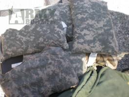 ACU polštářek ACU UCP deka US ARMY