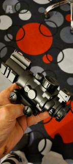 theta optics rhino 4x32 scope