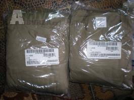 US army trička k OCP scorpion XL pískové sand L  made USA