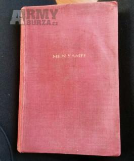 Mein Kampf - starý německý frontový originál r.1941 - pěkný