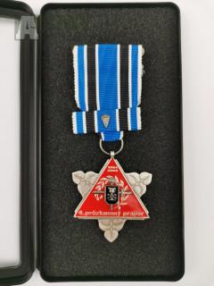 Medaile 4 průzkumný prapor