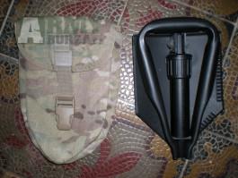 US army skládací lopatka MC MULTICAM  MOLLE II TOOL POUCH