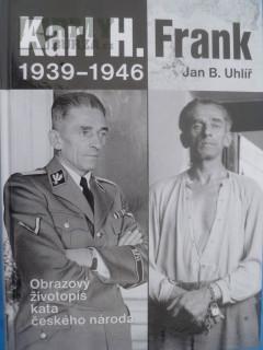 Kniha : Karl H . Frank 1939 - 1946 .