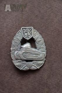 ČSR – Tankový odznak / vyznamenání