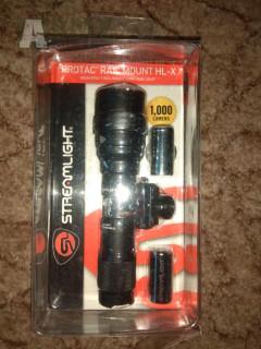 Svítilna Streamlight Protac HL-X