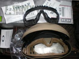 OAKLEY S.I. BALL GOGGLE 2.0 TAN MC  balistické ochrané brýle