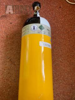 Prodám kompozitní tlakovou lahev 7L + přepouštěcí ventil na HPA