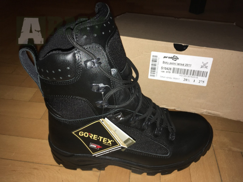 AČR boty polní lehké 2011 GORE-TEX a2bdbd05291