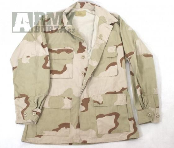 01a70f2ee BLŮZA BDU COMBAT PATTERN - 3 COLOR DESERT, LARGE-REGULAR | Army shop ...
