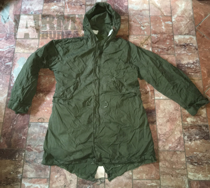 c6953dfba2 Parka Shell M1951 (šosák) Olive | Army shop, airsoft, armyburza ...