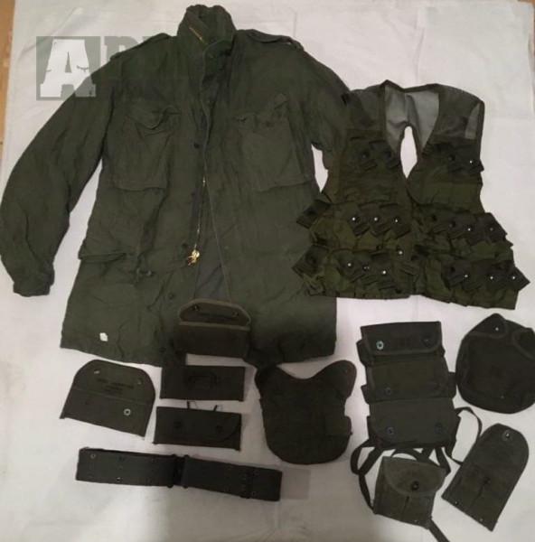 19e6e06599 ARMY VĚCI DO ROKU 1980 A VĚCI POUŽÍVANÉ VE VÁLCE VE VIETNAMU | Army ...