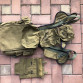 RD 54 SSSR výsadkářský batoh