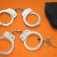 BIANCHI Police Belt + Beretta 92 Holster + S&W M-100 + Streamlight Stinger