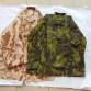 Různé vojenské pracovní oblečení