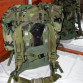 US Army CFP-90 Woodland Large Field Pack batoh 70l