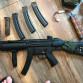 MP5A4, RIS, Cyma, CM.041B