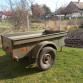 Vlek - za Jeep Willys