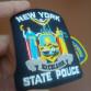 Nášivky Policie USA