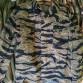 Tiger-Stripes komplet + baret