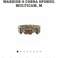 WARRIOR ASSAULT SYSTEMS Low Profile MOLLE Belt MultiCam MEDIUM