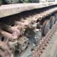 MDK-3 hloubič zákopů na podvozku tanku T-64