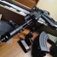 Nová komplet AIRSOFT výzbroj AK74 TACTICAL + výbava
