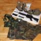 Zbraň na airsoft celokov M4A1