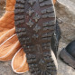Boty Bates velikost 37/4W Goretex Vibram kůže