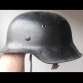 Německá helma M42 ve skvělém stavu