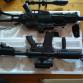 Airsoft vybavení M4 CQB, G36 + příslušenství