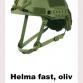 Vesta JPC olive, helma FAST olive