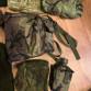 Vesta, batoh, sumky, kalhoty
