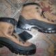 US Army combat hiker BATES goretex gore-tex horské boty