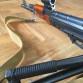 E&L AKS-74UN SPARTAN EDITION, ocel a dřevo