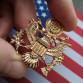 Odznak orel USA
