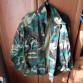 Zbytky oblečení z airsoftu