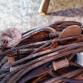 Cívky s ocelovým lankem k napnutí antény - ČSLA